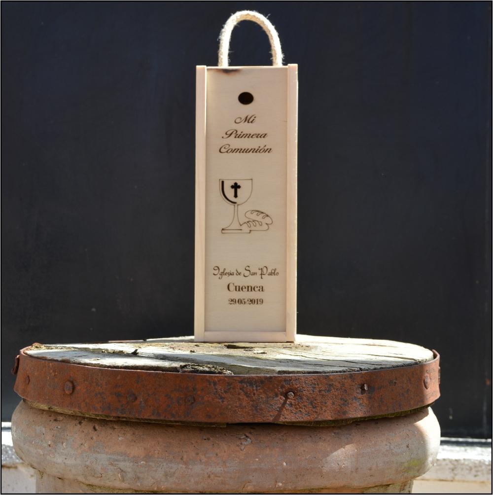 Caja de vino  ejemplo 3