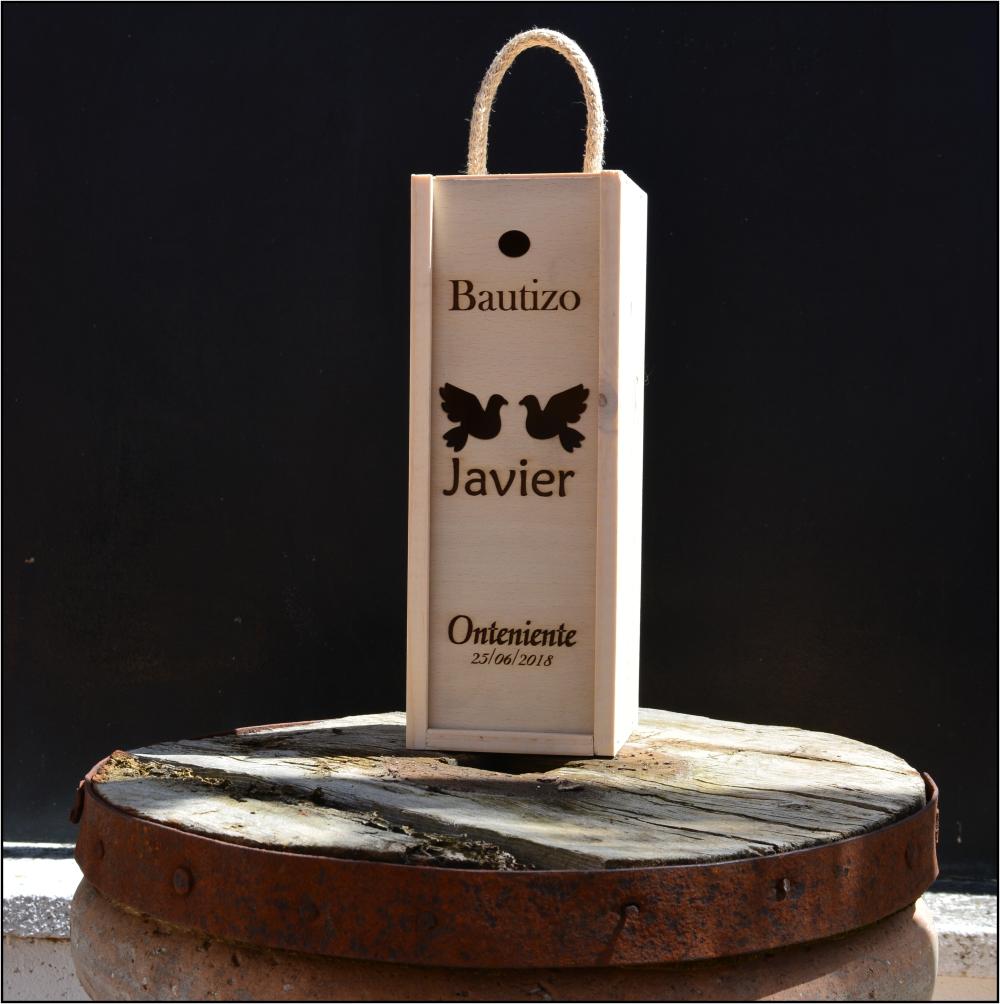 Caja de vino  ejemplo 2