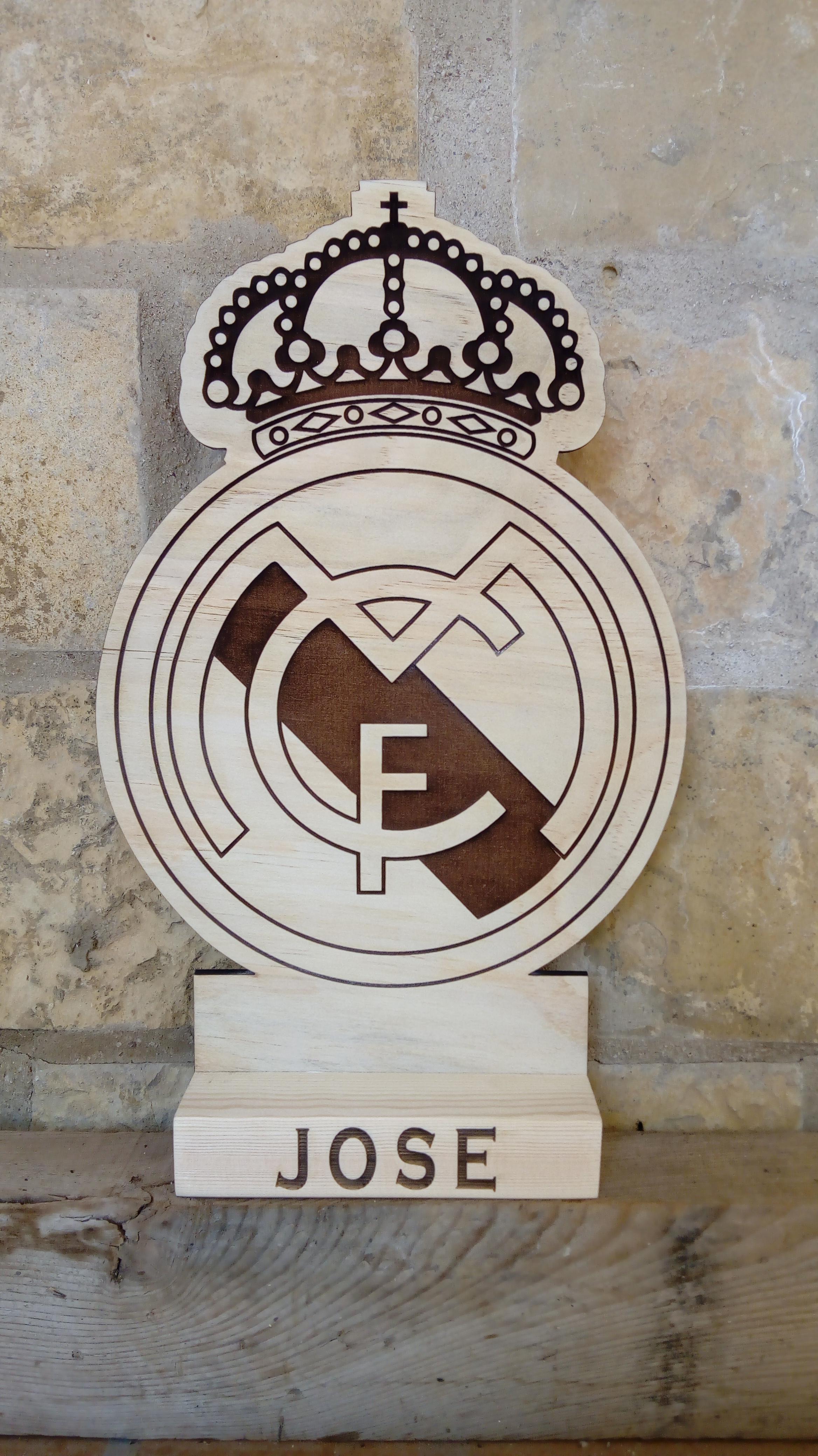 Trofeo regalo escudo
