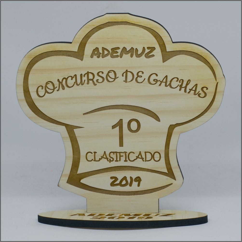 Trofeo de gachas 01