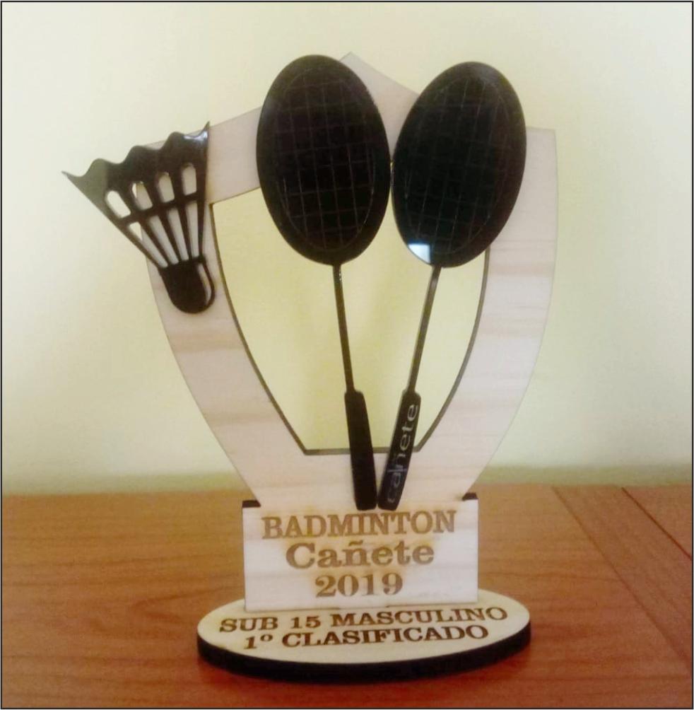 Trofeo de badminton 01