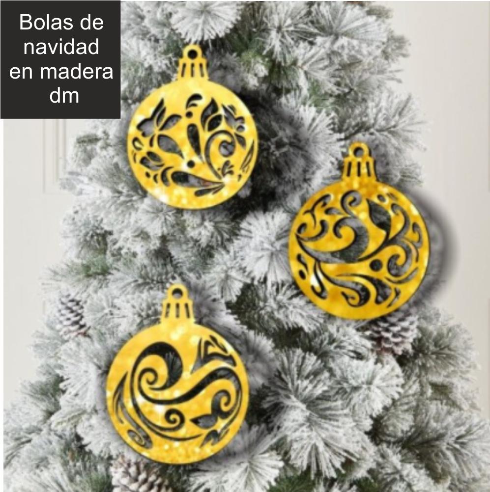 Bolas de Navidad 1
