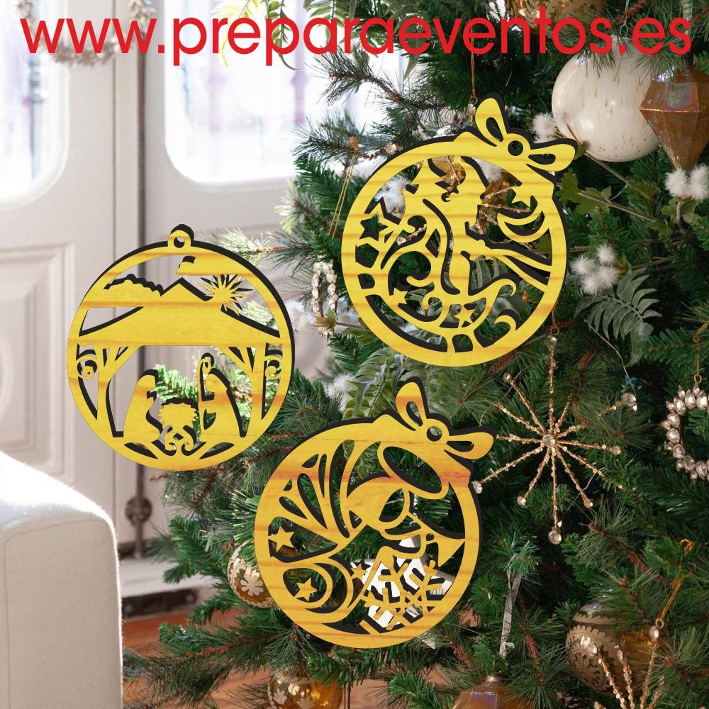 Bolas de Navidad 4